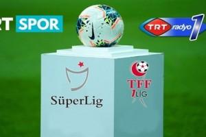 Süper Lig ve 1. Lig Maç Özetleri TRT'de