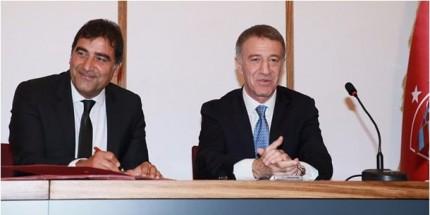 Trabzonspor Ünal Karaman İle Sözleşme Yeniledi