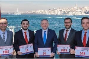Vodafone 14. İstanbul Yarı Maratonu İçin Geri Sayım Başladı