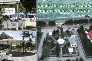 Atakum Belediyesi Çatalçam Sosyal Tesisleri Kapılarını Açtı