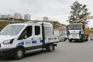 Atakum Belediyesi'nden Giresun'a Yardım Eli Uzandı
