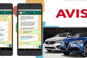 AVIS Artık WhatsApp Üzerinden de Hizmet Veriyor