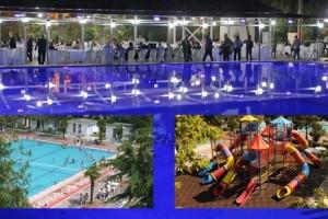 Bafra Belediyesi Ali Kale Turistik Tesisleri Yaz Sezonunu Açtı