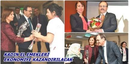 8 Mart Dünya Kadınlar Günü'nde Başkan Zihni Şahin'den Kadınlara Müjde