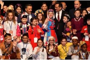 Dünyanın Çocukları Samsun'da