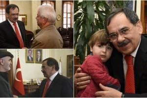Başkan Mustafa Demir; 'Kapımız da Gönlümüz de Açık'