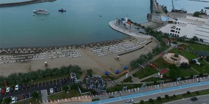 Samsun'un 5 plajı Daha Mavi Bayrak İle Buluştu