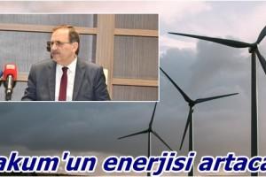 Başkan Zihni Şahin'den 'Yenilenebilir Enerji' Projesi