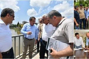 Başkan Mustafa Demir; 'Tedbirler Alındı, Yaralar Sarılacak'