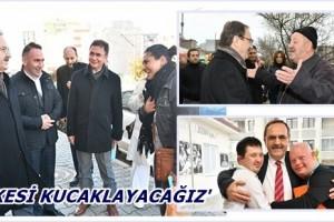 Zihni Şahin'den Atakum'da 'Sosyal Belediyecilik' Projeleri