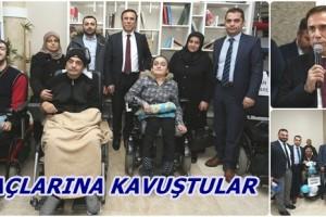 Canik Belediyesi 46 Engelli Vatandaşı Daha Sevindirdi
