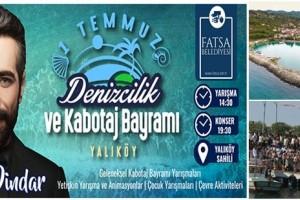 Fatsa'da Denizcilik ve Kabotaj Bayramı Farklı Etkinliklerle Kutlanacak