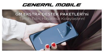 General Mobile Telefonların Değerini Koruyor