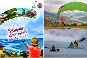 3. Kapıkayafest Uluslararası Doğa Sporları ve Kültür Festivali Başlıyor