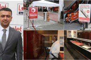 Lovelet AVM Yeni Tedbirlerle Kapılarını Açıyor