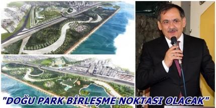 """Demir: """" Doğu Park Yeni Bir Yaşam Merkezi Olacak"""""""