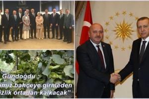 Cumhurbaşkanı Erdoğan'dan Fındık Talimatı