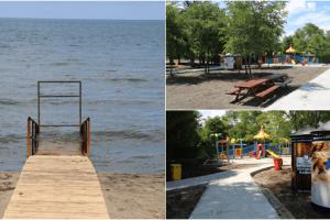 Engelliler Plajı Açıldı