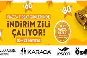 Piazza'nın 4'üncü Fırsat Günleri Başlıyor