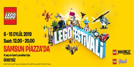 LEGO Festivali Başlıyor