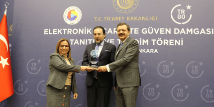 PTT e-ticarette Türkiye'nin En Güvenilir Sitesi