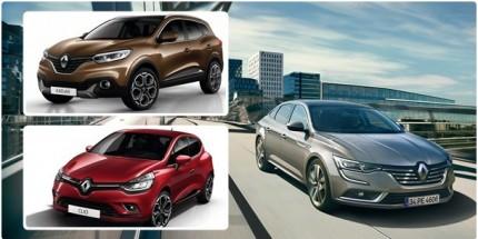 Renault'dan Cazip Fırsatlar
