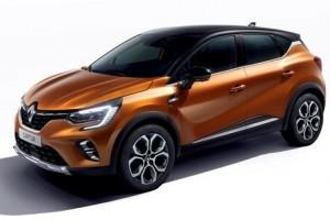 Yeni Renault Captur Dikkat Çekiyor