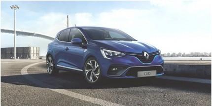 Yeni Renault Clio Cenevre'de En İyi Otomobil Seçildi