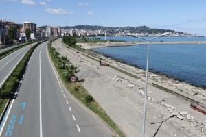 Bisiklet Yolu Projesi İnşaat Çalışmaları Başladı