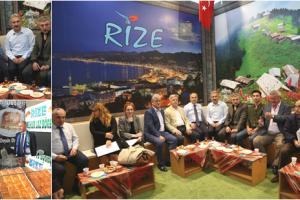 Rize'nin Kalbi İstanbul Maltepe'de Atıyor