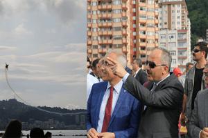 SOLO TÜRK Gösterileri Rize'de Nefes Kesti