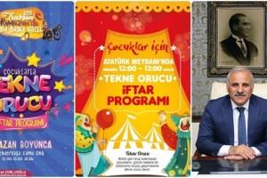 Trabzon Ramazan'da Bir Başka Güzel