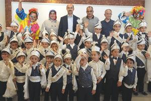 Terme'de 55 Çocuk Erkekliğe İlk Adımı Attı