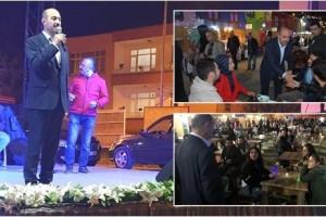 Terme'de Ramazan Etkinlikleri Başladı