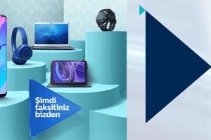 Türk Telekom'dan Teknolojik Cihazlarda Hediye Taksitler