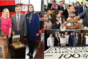 Samsun'da En Tatlı Uluslararası Festival