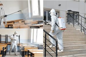 Atakum Belediyesi'nden Okullara Hijyen Desteği