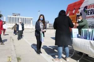 Atakum Belediyesi'nin Eğitime Desteği Sürüyor
