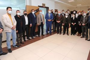 Canik Belediyesi Meclis Üyelerinden Samsun Üniversitesine Anlamdı Destek