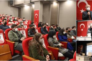 """İLKEM'li Öğrencilere """"Sınav Kaygısı Ve Motivasyon Semineri"""""""
