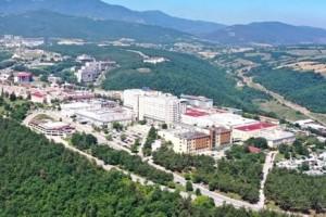 OMÜ, THE Dünya Üniversite Sıralaması 2022'de Yer Aldı