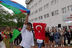 OMÜ, Yabancı Öğrenci Sayısıyla Beşinci Sırada