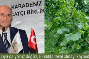 """KFMİB Başkanı Edip Sevinç:  """"Üreticinin Kazancı Kırmızı Çizgimizdir"""""""