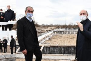 Terme'ye İstiridye Mantarı Kompost Tesisi