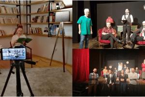 Belediye Tiyatrosu Online Olarak Evlere Misafir Oluyor