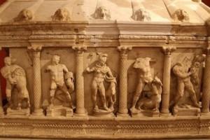Herakles Lahdi Ziyarete Açılıyor