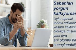 Uyku Apnesinin 9 Önemli Sinyali