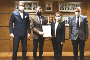 Samsun Barosu Büyük Anadolu Hastanelerini Tercih Etti