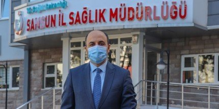Sağlık Müdürü Oruç Samsun'daki Aşı Çalışmalarını Değerlendirdi
