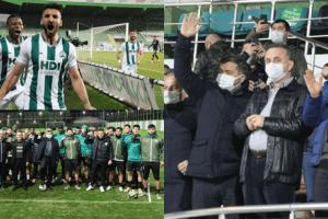 """Şenlikoğlu: """"Yolun Sonu Şampiyonluk Olacak"""""""